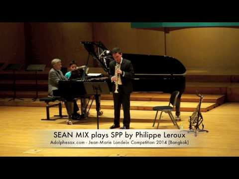 SEAN MIX plays SPP by Philippe Leroux
