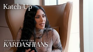 Kim Kardashian Gets A Health Update & Khloé Struggles With Tristan: KUWTK Katch-Up (S17, Ep 2) | E!