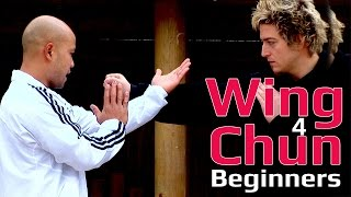 Wing Chun for beginners lesson 58: Elbow drill