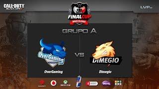 CoD: Dimegio vs OverGaming - FC5
