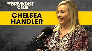 Chelsea Handler Talks Mental Health, New Perspectives, Her Book + More
