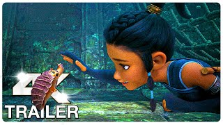 TOP UPCOMING ANIMATION MOVIES 2020 & 2021 (Trailers)