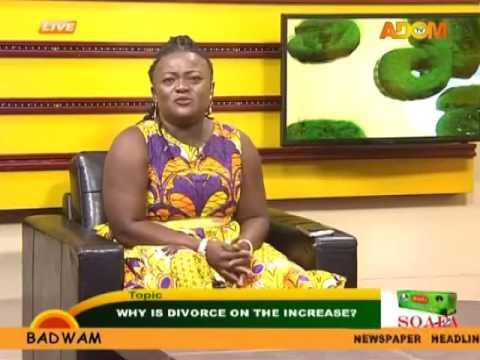 Divorce - Afisem on Adom TV (29-8-16)