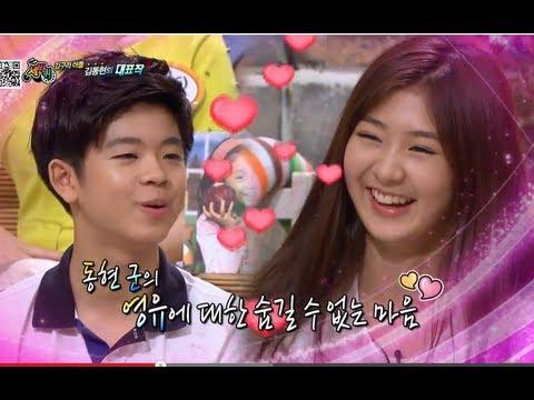[HOT] 세바퀴 - 예능이 키운 아이! 김구라 아들 김동현의 귀여운 모습들 20130817