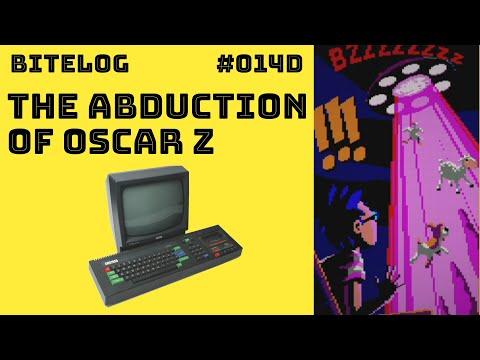 The Abduction of Oscar Z (AMSTRAD CPC) [BITELOG 014D]