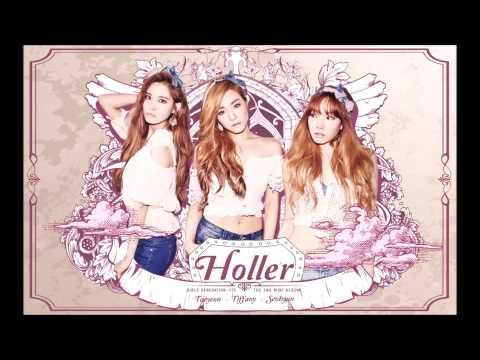 [Full Album] TTS (SNSD) (태티서-소녀시대) - The 2nd Mini Album 'Holler'