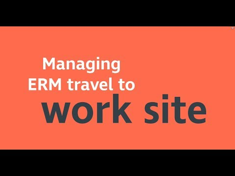ERM mobility: Simplifying travel with seamless technology