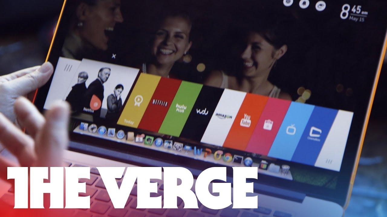 Tech - Magazine cover