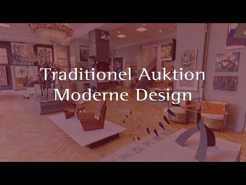 Traditionel Auktion // Moderne Design