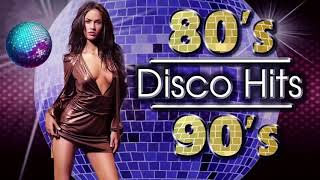Eurodisco 80's 90's super hits || 80s 90s Classic Disco Music Medley   Golden Oldies Disco Dance