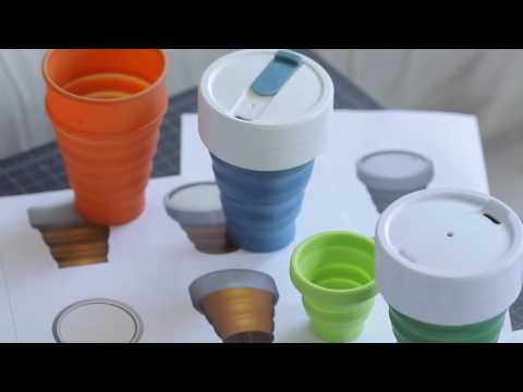 12 oz. Collapsible Cup