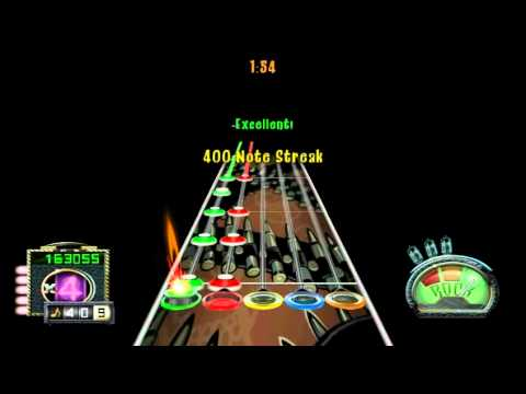 Megadeth - A Tout Le Monde - Guitar Hero / Frets On Fire - Expert 100% FC