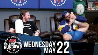 The St Louis Blues Return to the Stanley Cup After 49 Years - May 22, 2019 - Barstool Rundown