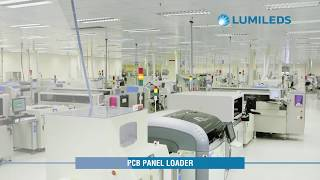 Matrix Platform Manufacturing: 1 - PCB Panel Loader