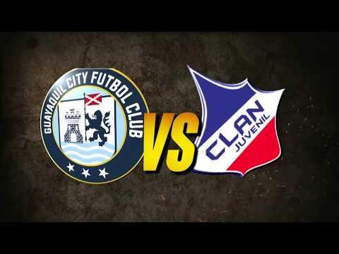 Guayaquil City vs Clan Juvenil