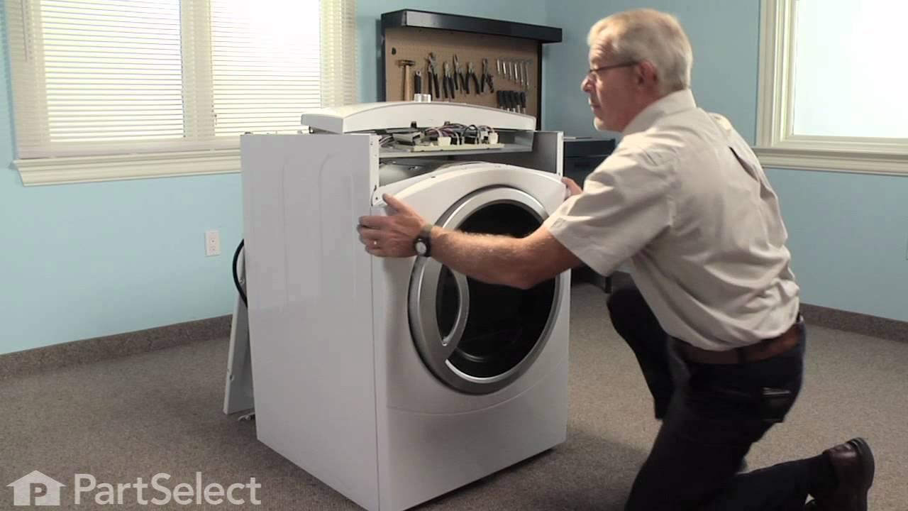 Frigidaire Dryer Parts Diagram For