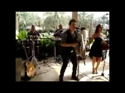 Columbian Band Performing in Dubai - DJ Events Dubai | Alissar EM