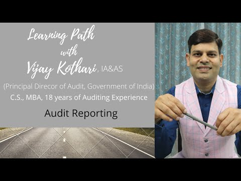 Best Audit Reporting Tutorial in Hindi | Types of Audit | Balance Sheet Audit