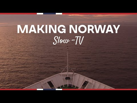 Why we love Slow TV   Making Norway: Part 1
