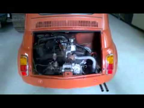 Fiat 500 motore 650
