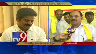 Revanth Reddy Row: Face to face with Revuri Prakash Reddy..