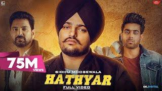 Hathyar – Sidhu Moose Wala – Sikander 2 Video HD