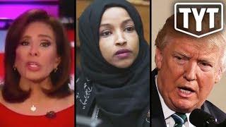 Trump Defends Racist