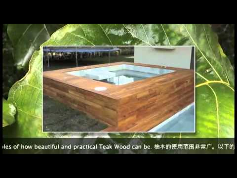 Teak Products