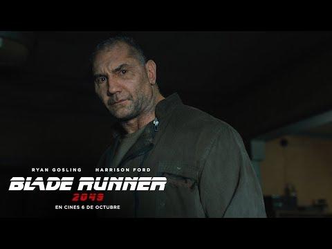 BLADE RUNNER 2049: Corto Universo Blade Runner 2048