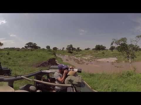 Kenyan Photographic Safari 360 with Exodus Travels