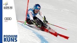 Mikaela Shiffrin | Ladies' Giant Slalom | Kronplatz | 1st place | FIS Alpine