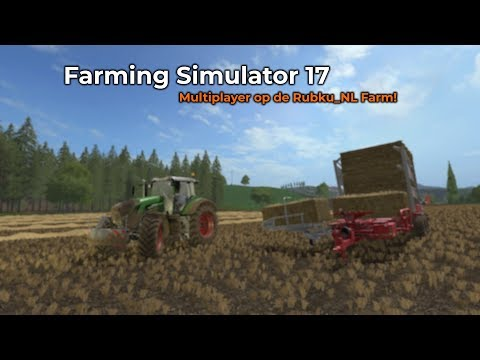 Farming Simulator 17 Opname 03072018