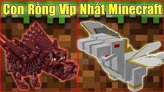 Nếu Noob Sở Hữu Con Rồng Vip Nhất Minecraft ** Noob Và Công Chúa Có Rồng Vip