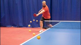 Unreal Ping Pong Shots