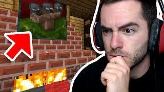Minecraft: 25 SECRET ROOMS
