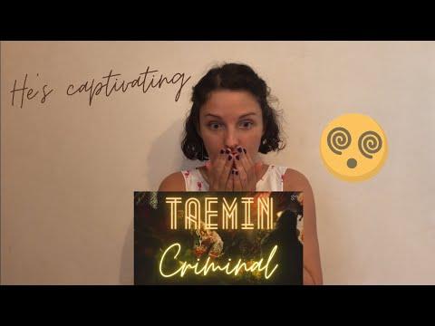 StoryBoard 0 de la vidéo TAEMIN 태민 Criminal MV REACTION