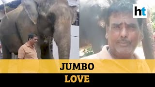 Bihar man willed his property worth 5 crore to his elephan..