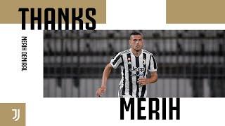 Good luck, Merih! | Demiral Joins Atalanta On Loan | Juventus