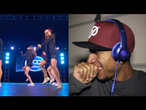 Royal Family | FRONTROW | World of Dance Los Angeles 2015 REACTION!!!