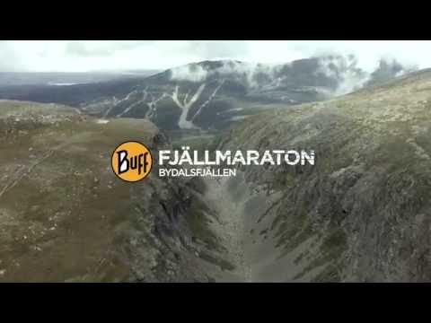 Buff Fjällmaraton Bydalsfjällen 2016