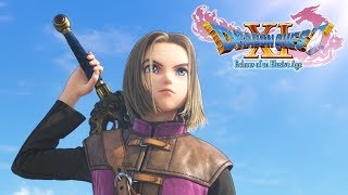 DRAGON QUEST XI - Opening Movie