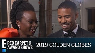 """""""Black Panther"""" Cast Talks Incredible Worldwide Embrace 