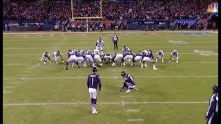 NFL Worst Field Goals || HD