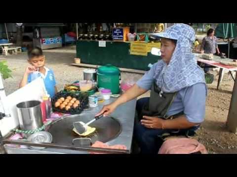 Roti en Thailande