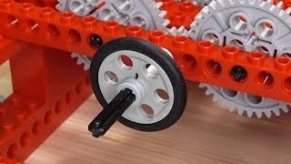 Cheap the Lego Wheel Spins ALMOST TOO FAST