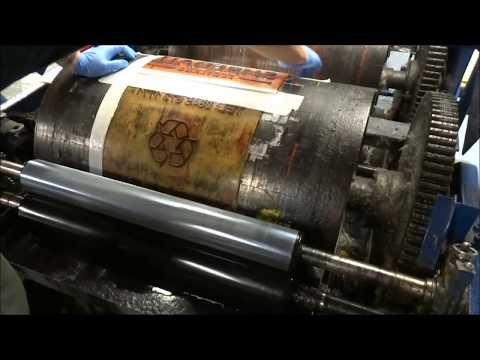 How to Print Woven Polypropylene Sacks