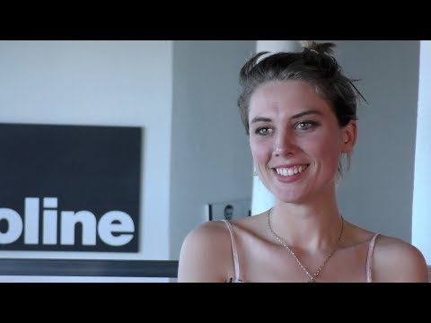 Wolf Alice interview - Ellie Rowsell (part 1)