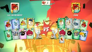 Angry Birds 2 Game Video 65 Win The Arena And Collect More Stars More Power