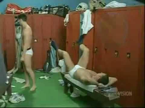 Football Locker Room Gay 70