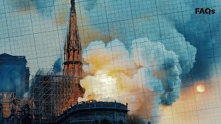 Why the Notre Dame Cathedral burned so quickly, badly